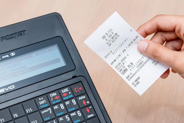 Kasa fiskalna Posnet Revo - Jednoznaczna identyfikacja produktów lub usług
