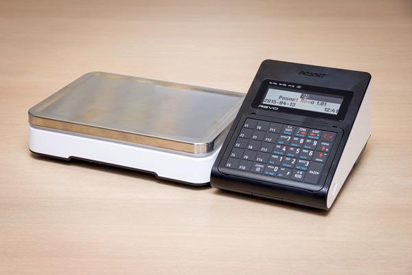 Kasa fiskalna Posnet Revo - Urządzenie fiskalne zintegrowane z wagą elektroniczną