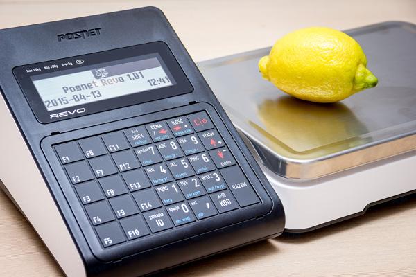 Kasa fiskalna Posnet Revo - Zamów kasę z precyzyjną wagą elektroniczną
